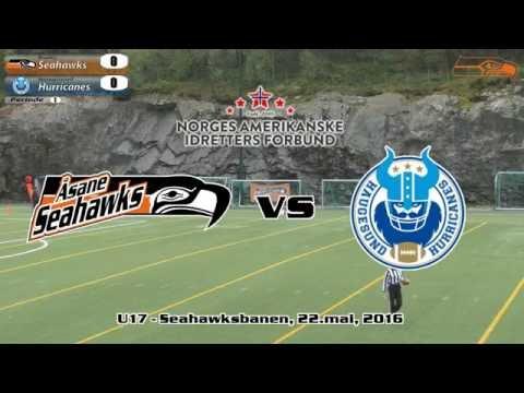 Football U17: Åsane Seahawks vs. Haugesund Hurricanes