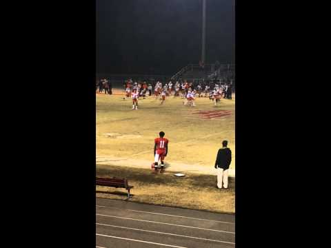 Lake Taylor game winning touchdown vs. Monacan 12/05/14