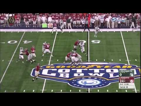 """Alabama Football 