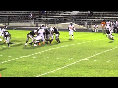Lyndell Gibson SVA Raiders Highlight 1