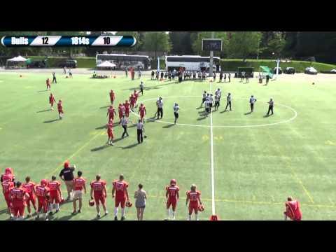 Lura Bulls vs Eidsvoll 1814s - NM Finale 2015
