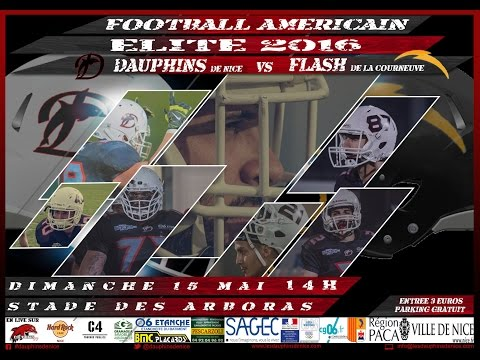 LIVE DAUPHINS / FLASH