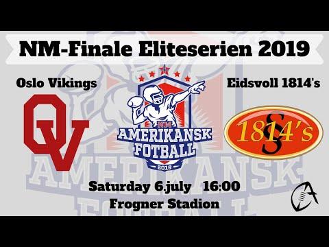 NM-Finale Eliteserien 2019 - LIVESTREAM
