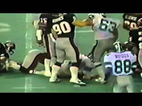 Week 17 - 1984: San Antonio Gunslingers vs Houston Gamblers