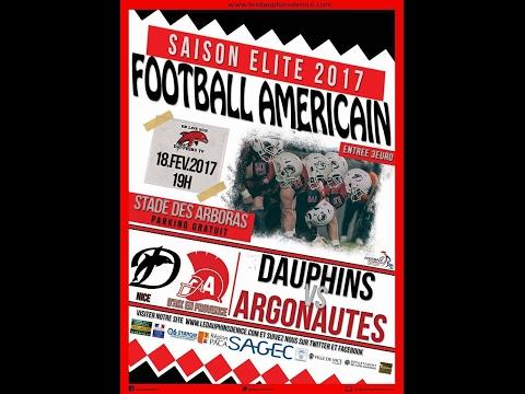 Dauphins/Argonautes