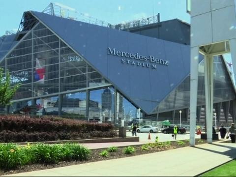 First Look Inside Atlanta's $1.5 Billion Stadium