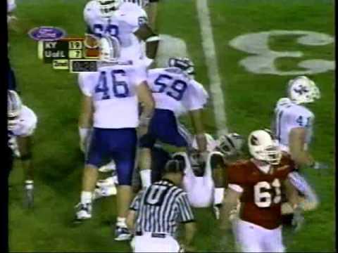 Louisville vs Kentucky Football 2000 (FULL GAME)