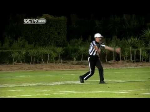 Morocco American Football African champs