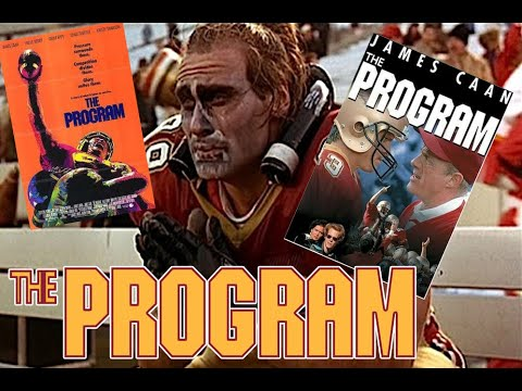 GREATEST football movie of all time? Here it is: The Program (1993)