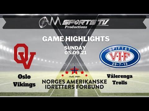 Eliteserie Highlights | Vikings vs. Trolls | 05.09.21