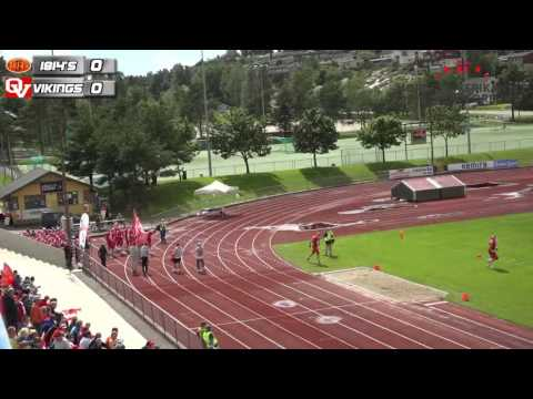 Norgesmesterskap 2016 - Eidsvoll 1814's vs Oslo Vikings