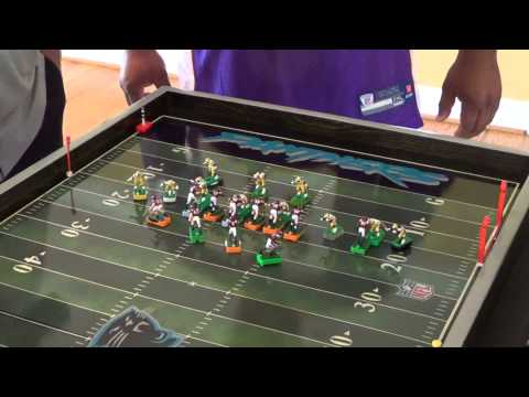 Dixie League 2013 Championship Game - Miniature Football