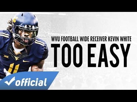 Too Easy (Kevin White Senior Highlights)