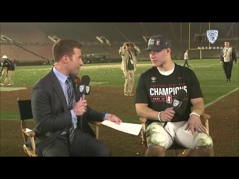 """Christian McCaffrey: """"I couldn't ask for a better group of guys"""""""
