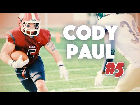 Cody Paul 2013 Chadron State Highlights