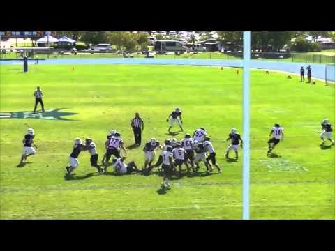 2014 Luther College Norse Highlights vs Grinnell College