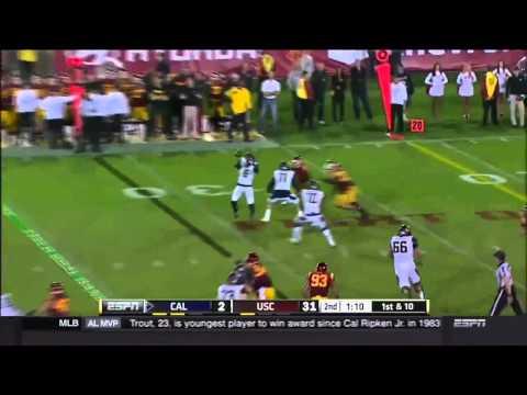 Jared Goff vs USC (2014)