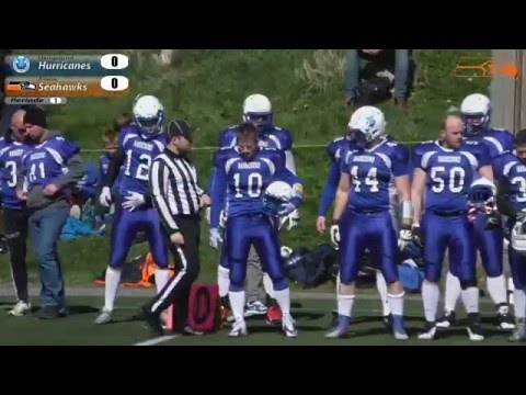 Åsane Seahawks @ Haugesund Hurricanes