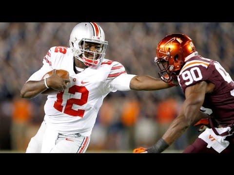 Cardale Jones (Ohio State) vs. Virginia Tech (2015)