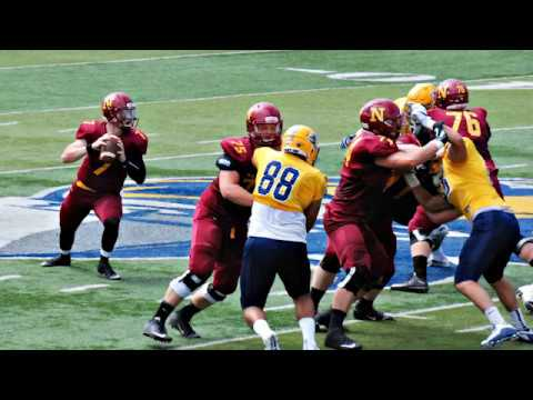 Northern State University Football | 2016 Highlight Video