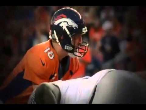 Peyton Manning 'War' Highlights