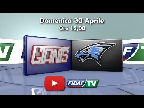 Giants Bolzano vs Marines Lazio