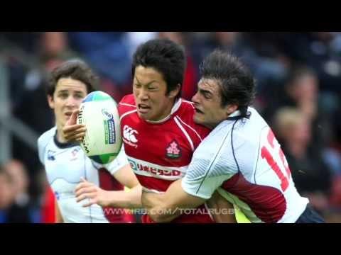 Nate Ebner Total Rugby