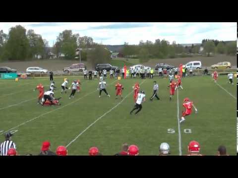 Eidsvoll 1814s vs Lura Bulls