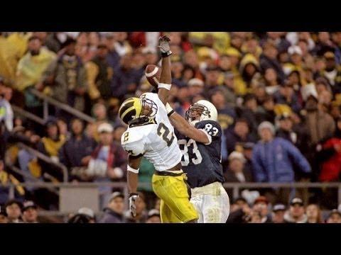 1997 Michigan at Penn St.
