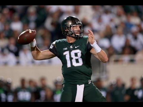 Connor Cook (Michigan State) vs. Oregon (2015)