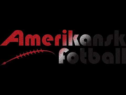 Amerikansk Fotball lager naturfilm!