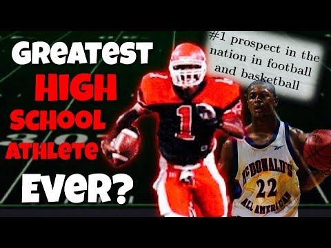 Meet the GREATEST High School Athlete You've NEVER Heard Of