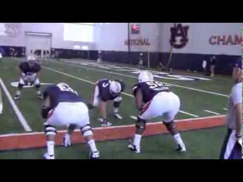 Auburn practice highlights 8-6-13