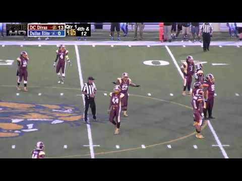 2015 WFA Alliance Bowl and National Championship on PSB