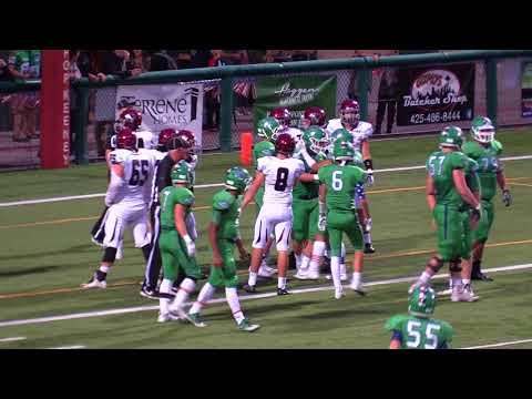 HIGH SCHOOL FOOTBALL: Woodinville Falcons vs Eastlake Wolves