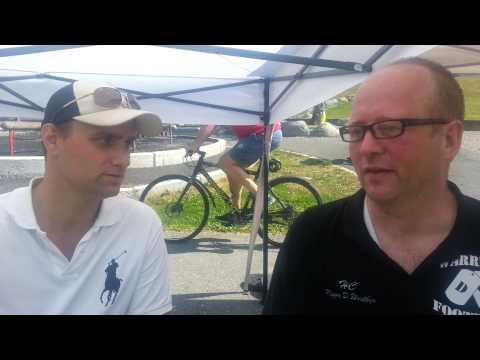 Intervju m/ hovedtrener Drammen Warriors e. kampen