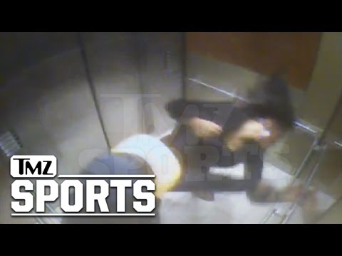 Ray Rice Knocked Out Fiancee - FULL VIDEO   TMZ Sports