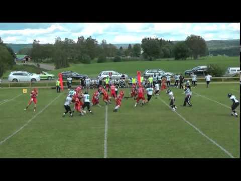 Semifinale Eidsvoll 1814s vs Nidaros Domers