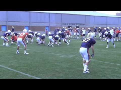 Auburn practice highlights 4-1-13