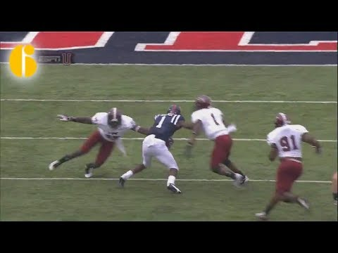 Top 10 Tackle-Breaking Runs in College Football 2013-14 (HD)