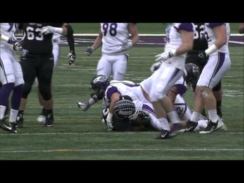 2015 DIII Semifinal: Wisconsin Whitewater at Mount Union