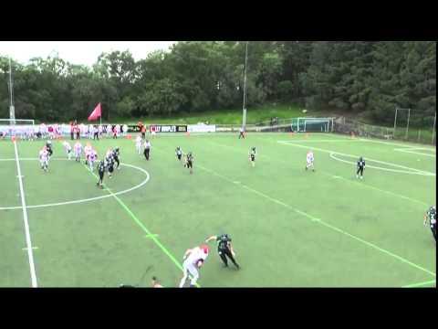 Semifinal Lura Bulls vs Oslo Vikings