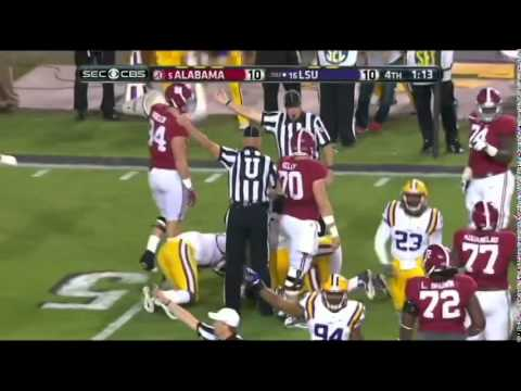Alabama Crimson Tide 2014 Highlights