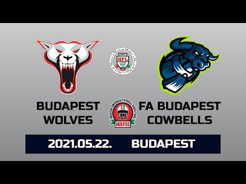 HFL TV: Budapest Wolves - FA Budapest Cowbells