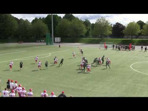 Oslo Vikings vs Lura Bulls