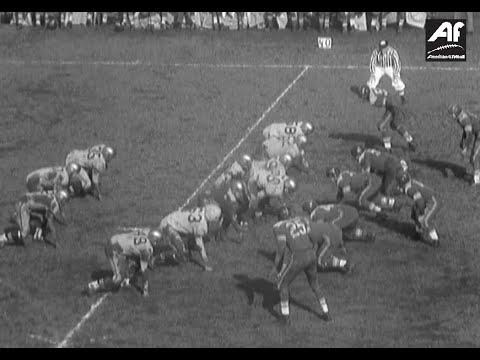 Oslo 1957: London Rockets vs Bentwater T-Birds