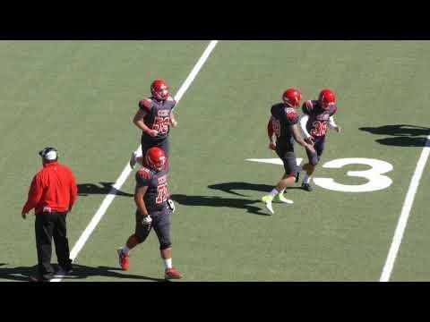 City College of San Francisco Football - Rams vs Diablo Valley College Vikings, October 14, 2017