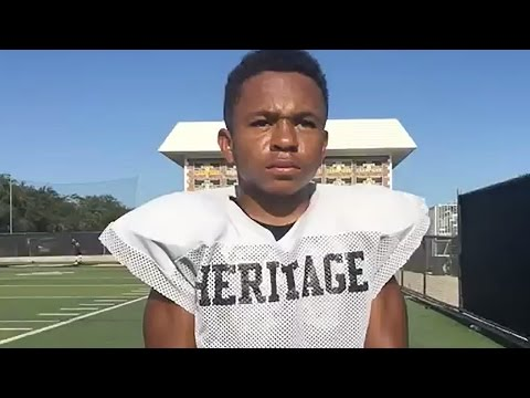 """4'5"""", 95-Pound Running Back is Incredible"""