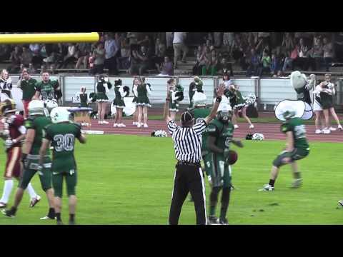 Bielefeld Bulldogs vs. Troisdorf Jets