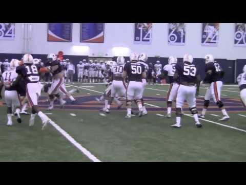 Auburn practice video 4-19-13